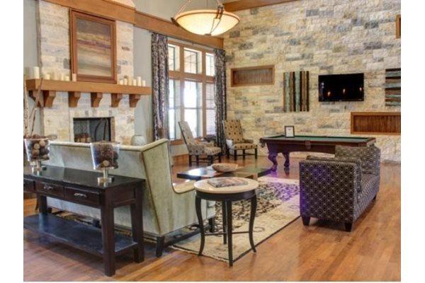 Resident Lounge at Broadstone Travesia, Austin, TX 78728