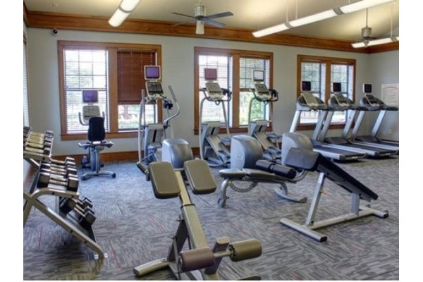 Fitness Center at Broadstone Travesia, Austin, TX 78728