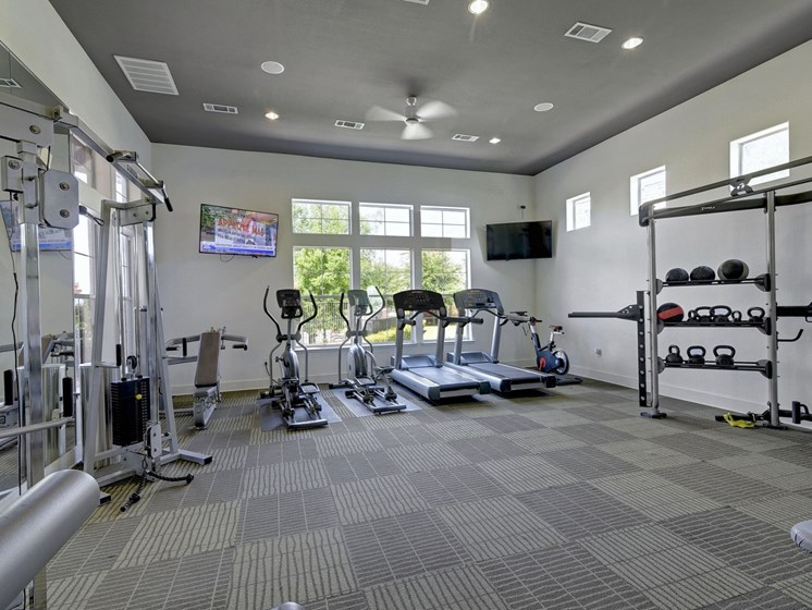 Fitness Center at City North, Round Rock, Texas