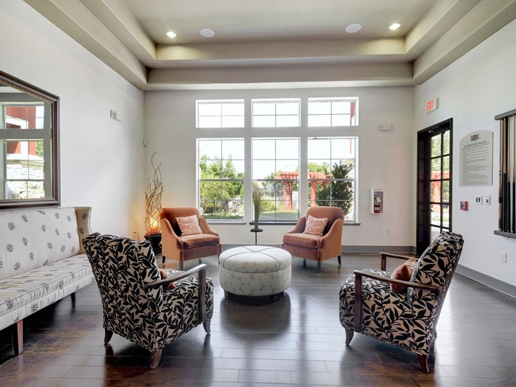 Sun Room at City North, Round Rock, Texas