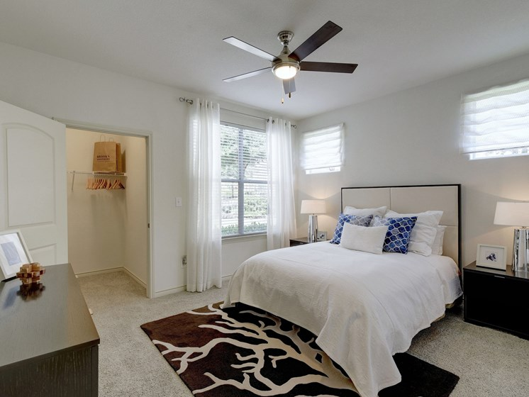 Spacious Bedroom at City North, Round Rock, Texas