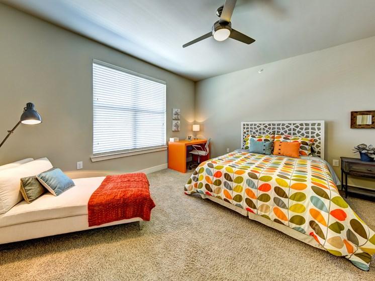 Spacious Bedroom at The Allure, Cedar Park, TX