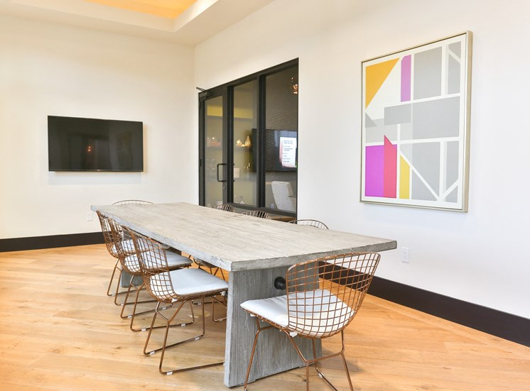 Community Conference Room at Fashion Center, Chandler