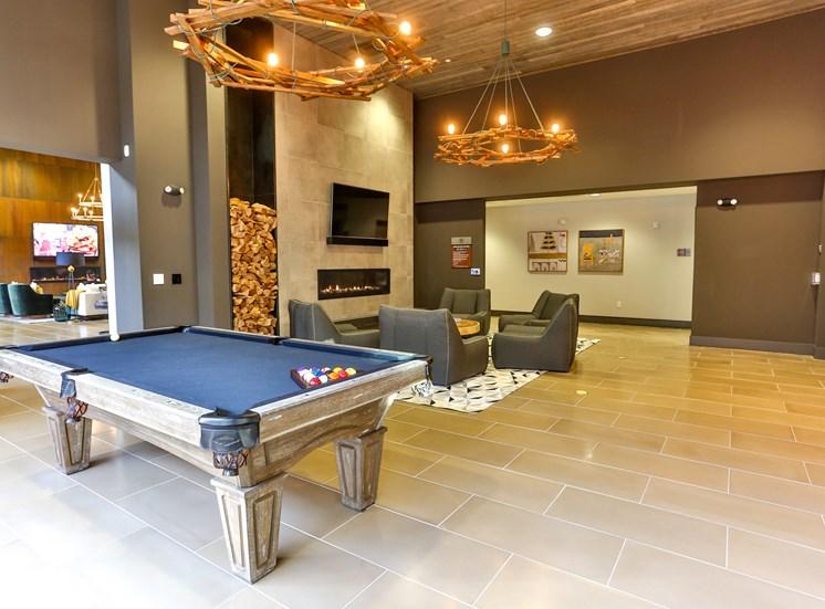 Billiards Game Room at Fashion Center, Arizona, 85226