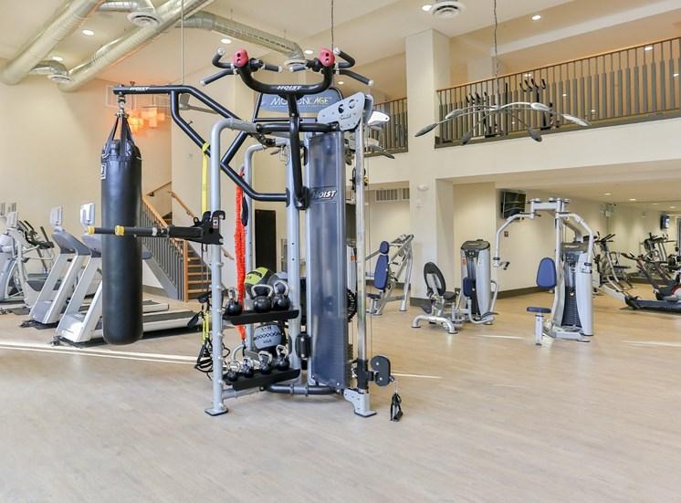 Fitness Club at Fashion Center, Chandler, AZ 85226