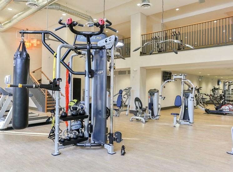 Fitness Center at Fashion Center, Chandler, AZ