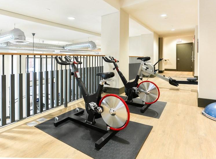 High Endurance Fitness Center at Fashion Center, Chandler, Arizona