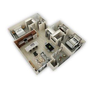 Floor plan at Fashion Center, Chandler, 85226
