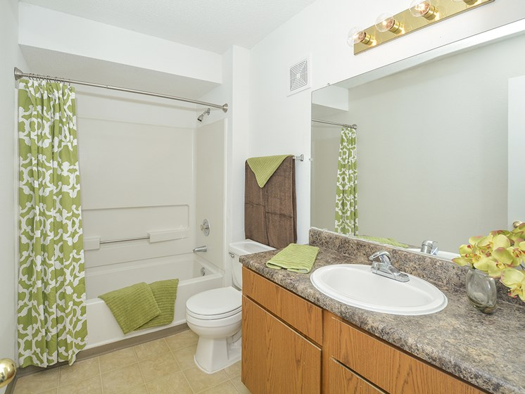 Full-Size Bathroom