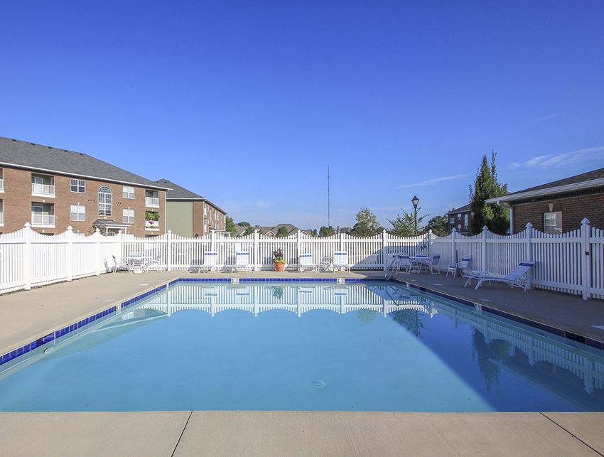 Outdoor Pool and Sundeck