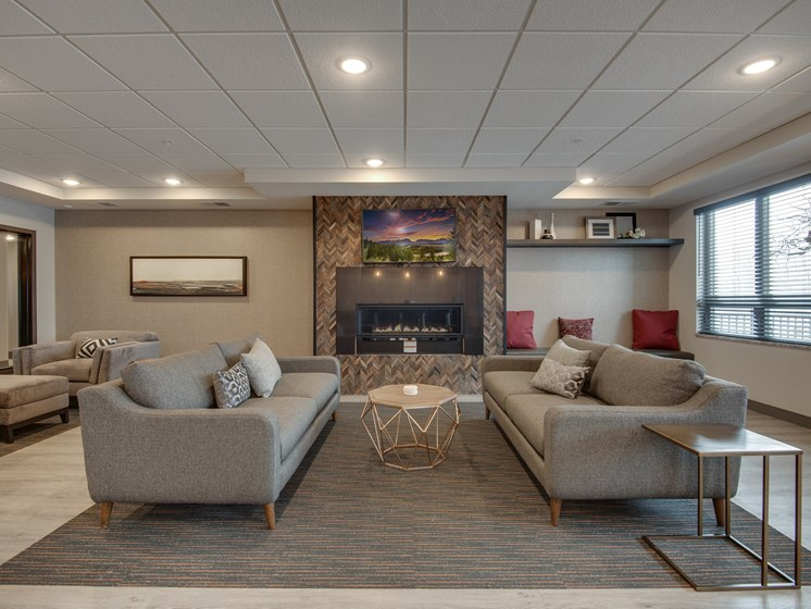 Stylish Clubhouse at TRIO @ southbridge, Shakopee, MN, 55379