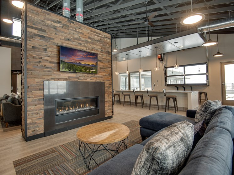 Entertainment Rooms at TRIO @ southbridge, Minnesota, 55379