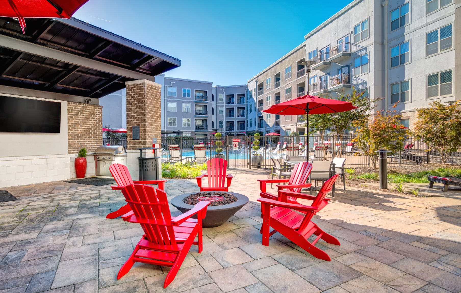 Apartments In Nashville Tn For Rent The Carillon Apts