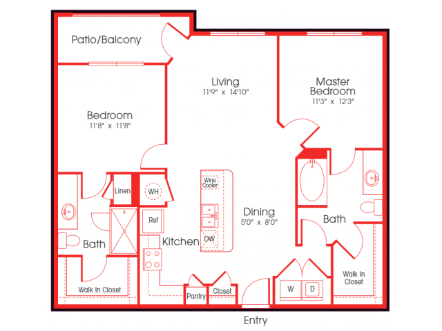 B1B- Mays Floor Plan 16