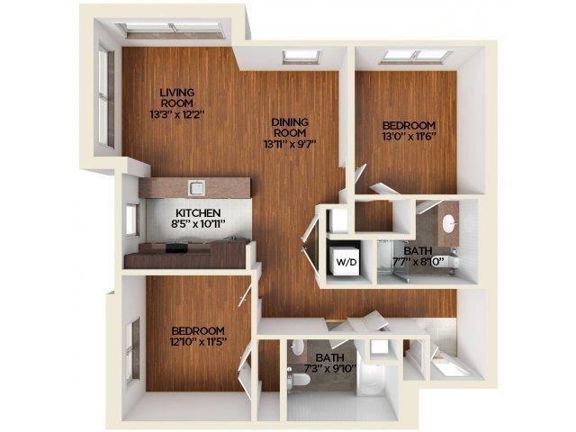 vc-b1 Floor Plan 15