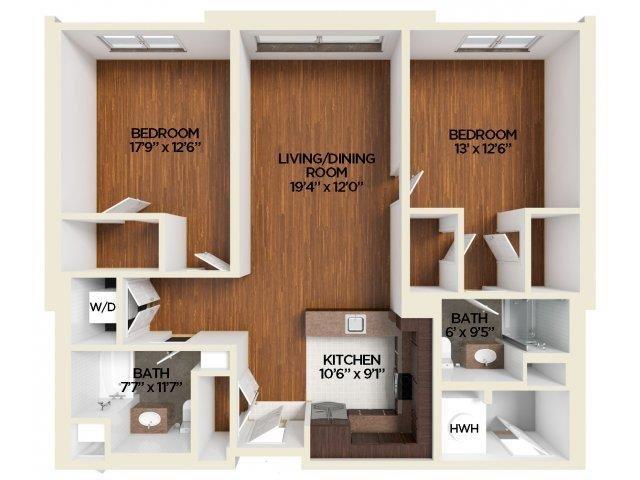 vc-b2 Floor Plan 16