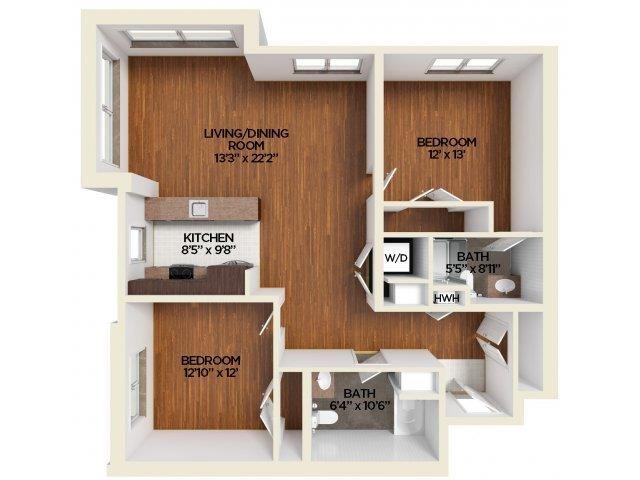 vc-b3 Floor Plan 17