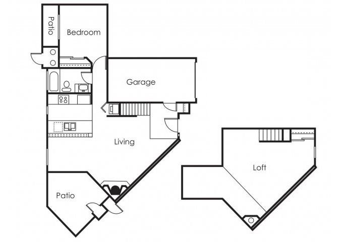 Floor Plans Copper Point Apartments Mesa Az