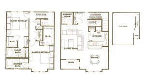 Manhattan - 2 Bedroom, 2 Bath