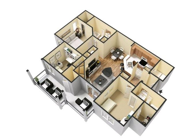Andrew Floor Plan