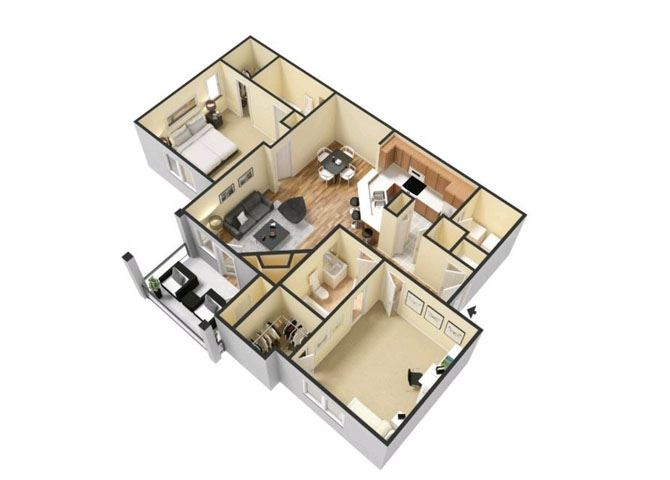 Argone Floor Plan