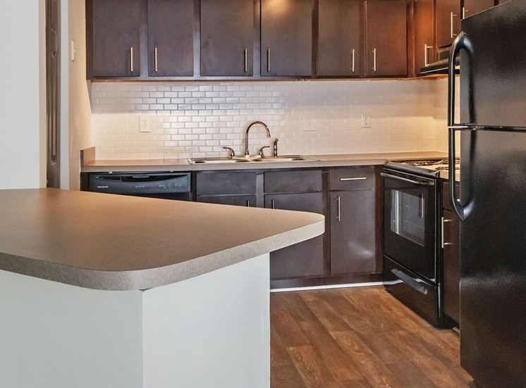 Luxury Apartments in Lithia Springs| Wesley Hampstead Apartments | LVT Flooring