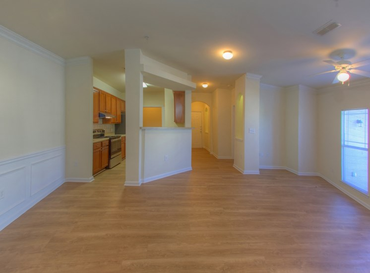 Luxury Apartments in Lithonia| Wesley Kensington Apartments | LVT Floors and Ceiling Fans