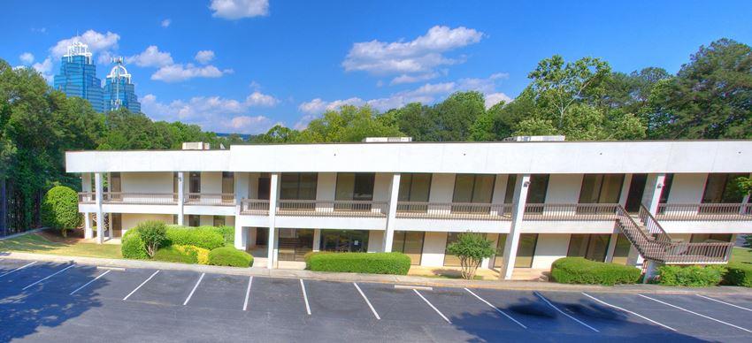 Atlanta Business Office Space | Glenridge 400