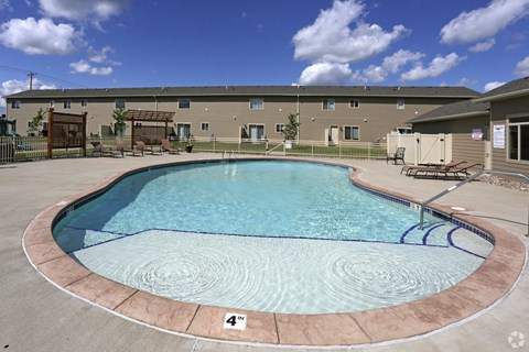 Diamond Field Commons Pool