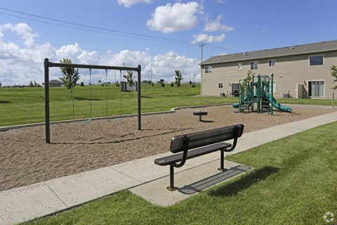 Diamond Field Commons Playground