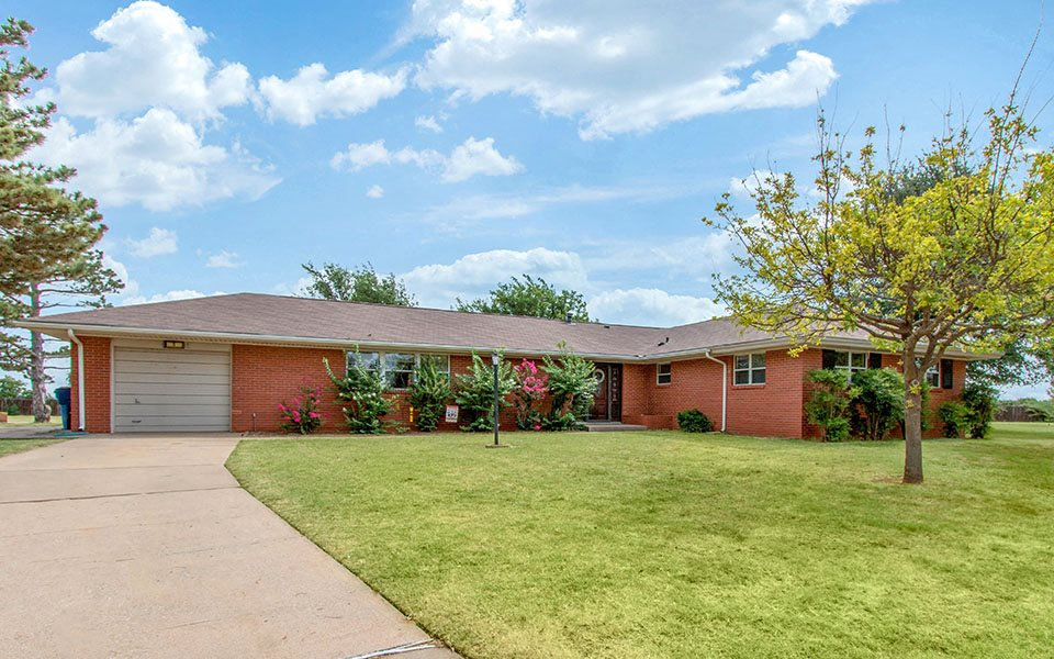 Capehart - Altus AFB Homes
