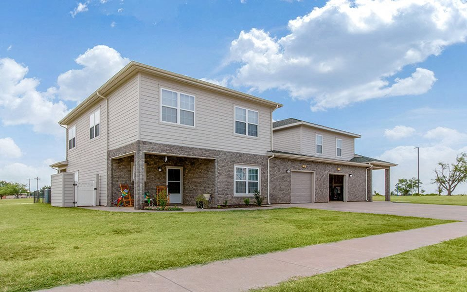 Centennial - Altus AFB Homes