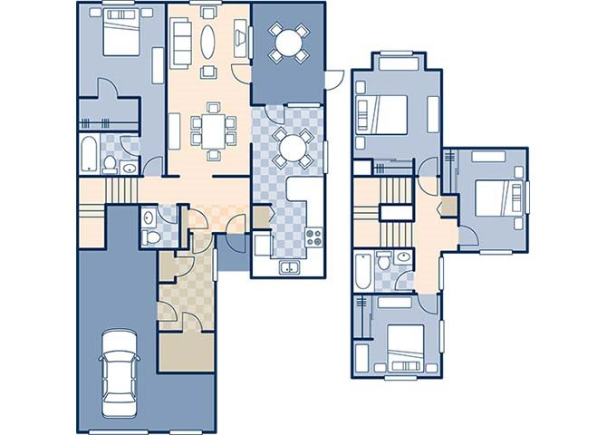 Ocotillo Manor 1700 Floor Plan 5