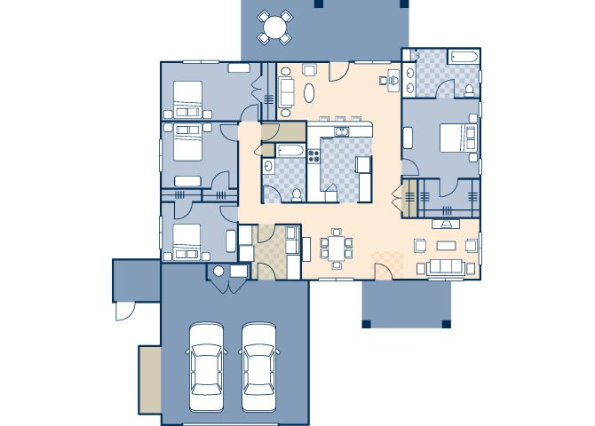 Saguaro Manor Zuni Loop 1851 Floor Plan 27