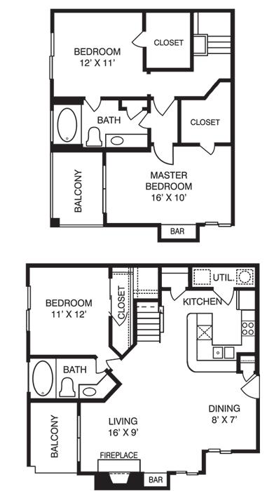 T3 Floor Plan 7