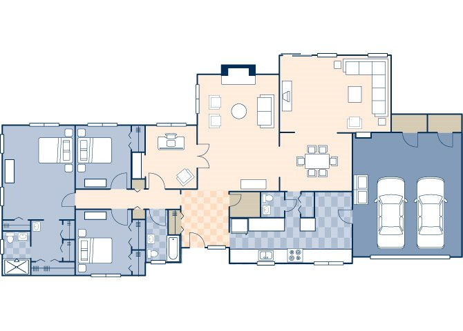 Freedom Estates 2057 Floor Plan 9