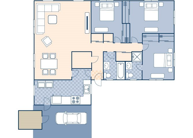 Freedom Estates 1303 Floor Plan 6