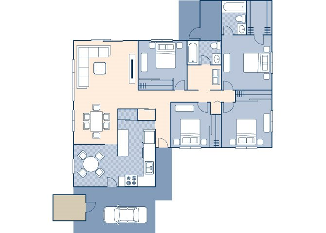 Freedom Estates 1524 Floor Plan 12