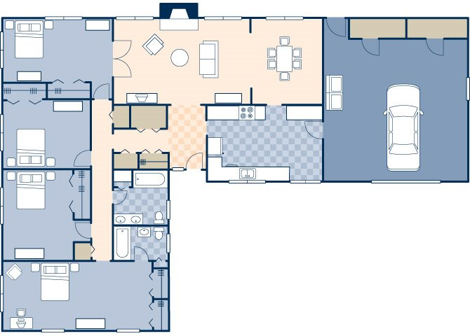 Freedom Estates 1654 Floor Plan 13