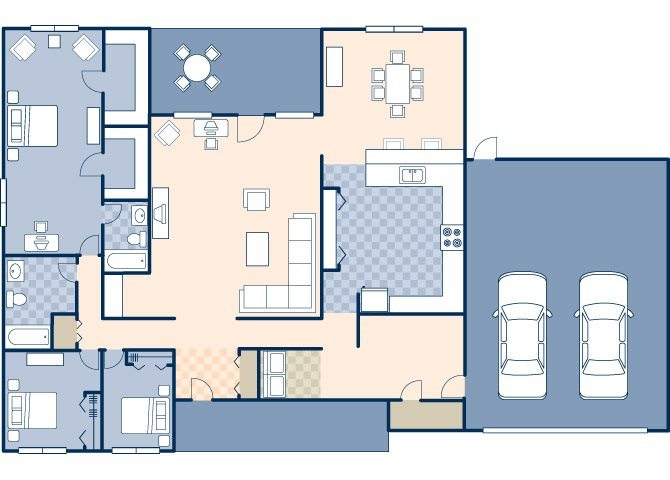 Heritage Heights 1403 Floor Plan 17