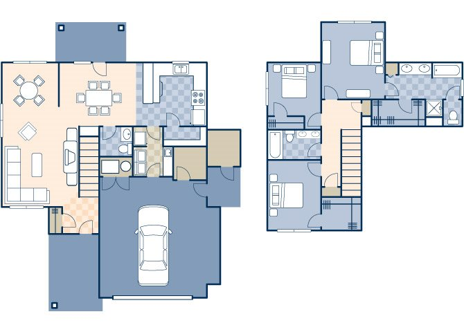 Wind Creek Village 1696 Floor Plan 21