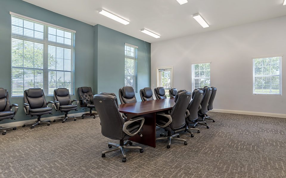 conference room at tyndall afb homes
