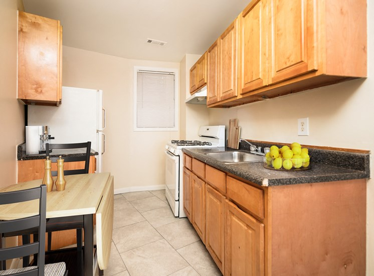 Fully Equipped kitchen at Addison Place, Baltimore, 21216