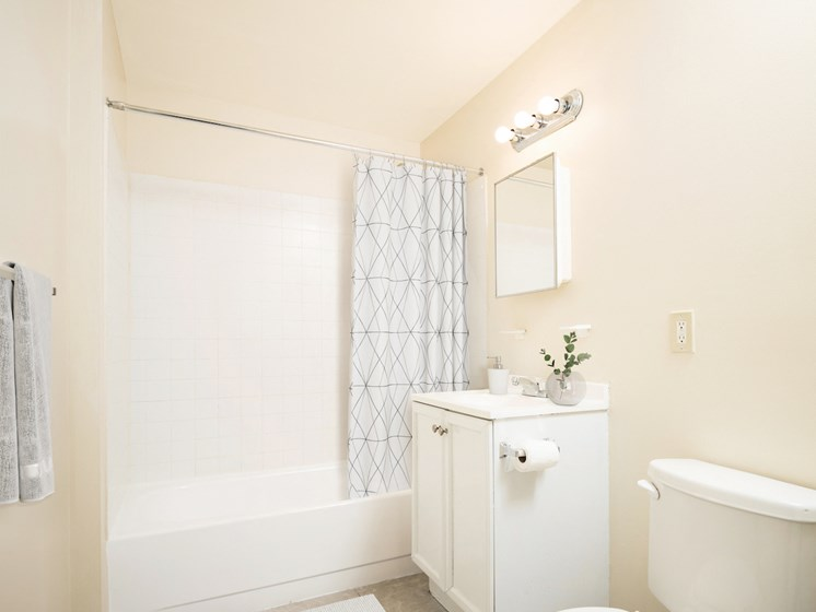 Bathroom Accessories at Addison Place, Maryland