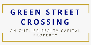 GREEN ST CROSSING logo at Green Street Crossing, Maryland