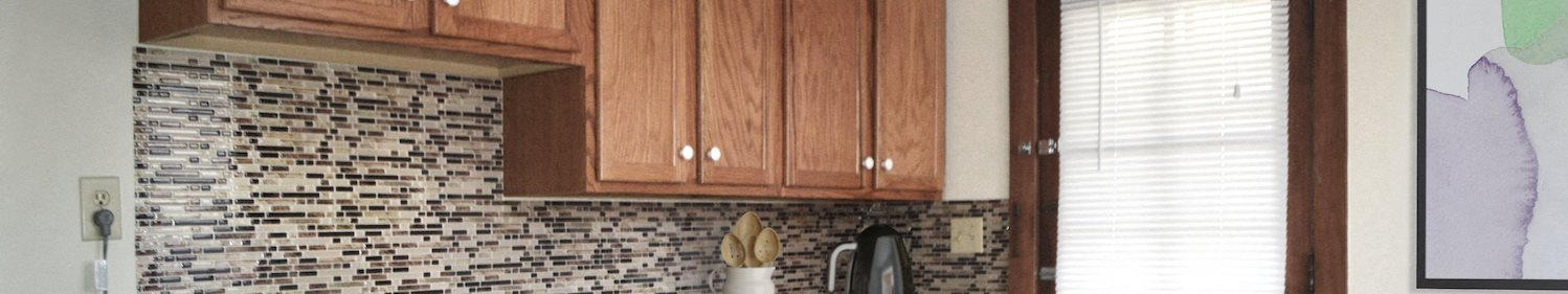 Fully Equipped Kitchen at Green Street Crossing, Westminster, MD, 21157