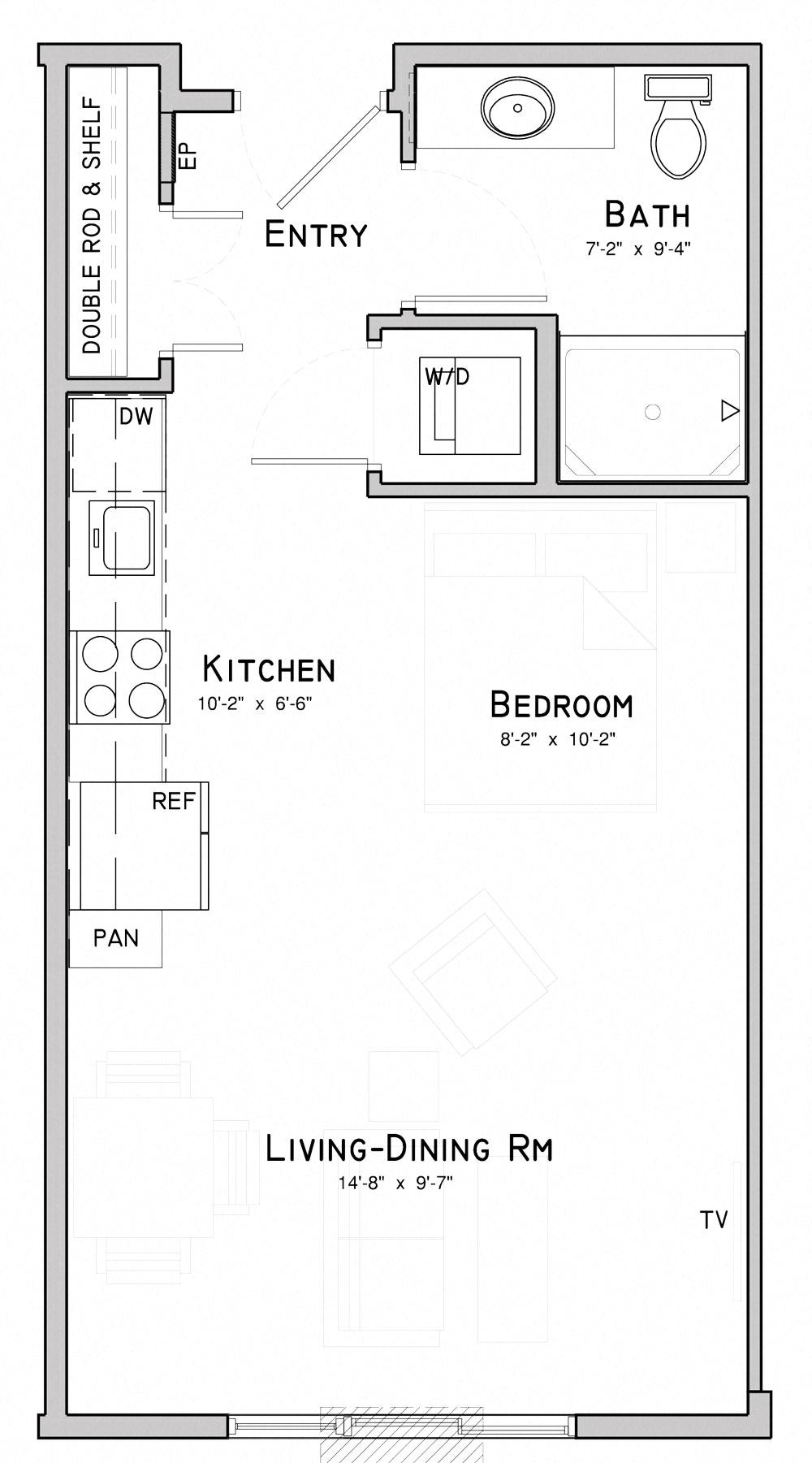 Suite A Floorplan Floor Planjade