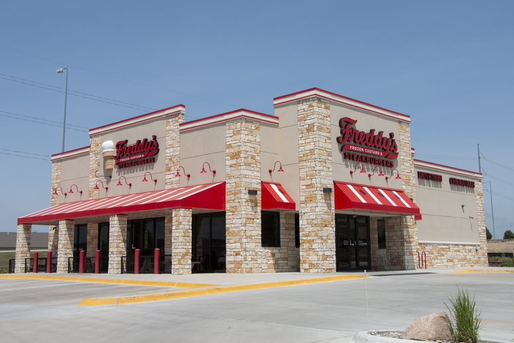 Freddy's near WH Flats luxury apartments in south Lincoln NE 68516