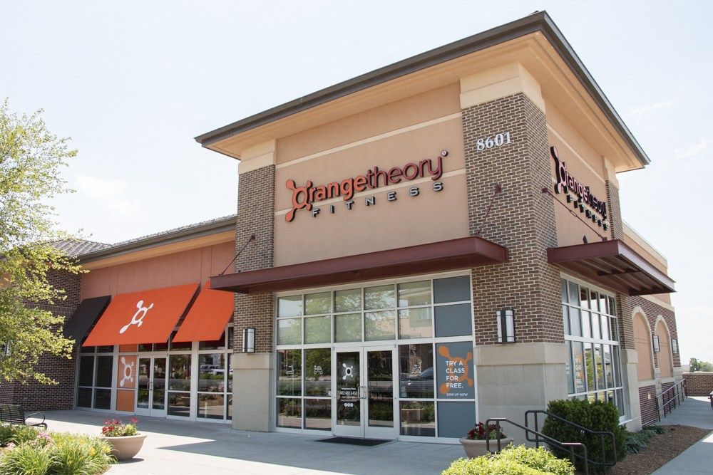 Orange Theory Fitness near WH Flats luxury apartments in south Lincoln NE 68516