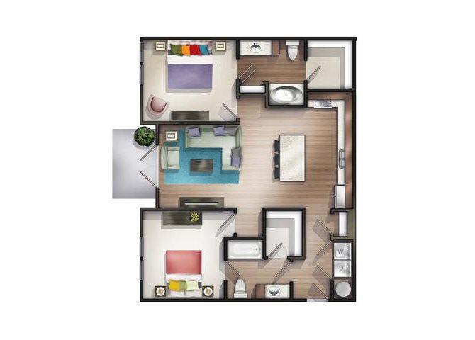Ashland Floor Plan 3